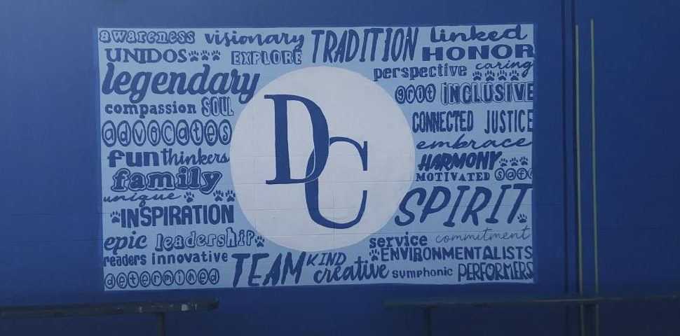 The school culture we want may start with another mural