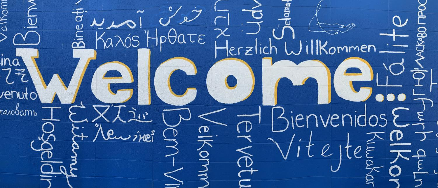 Del Campo High School welcomes you to campus after a long break!