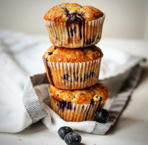 Bake away the blues with blueberries!