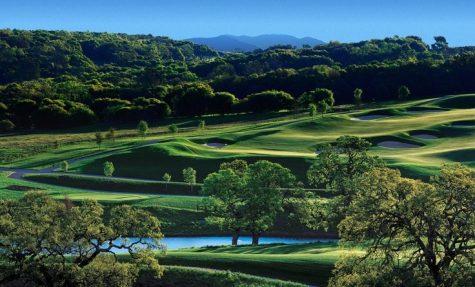 Serrano Country Club, Eldorado Hills, California