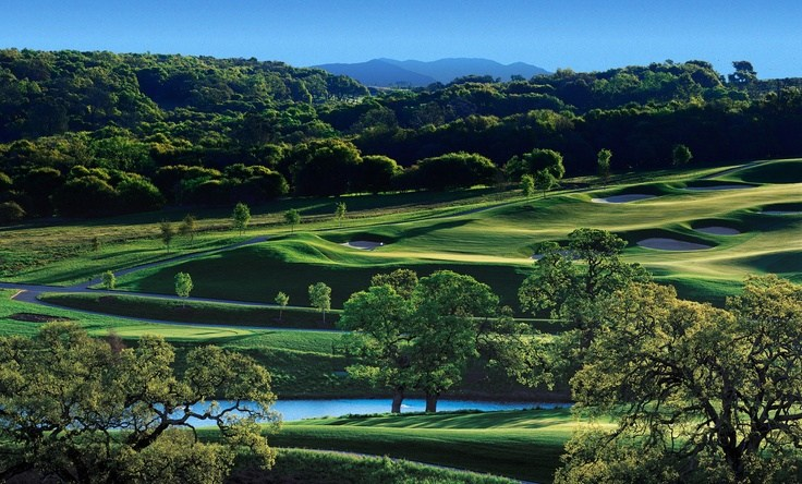Serrano Country Club, Eldorado Hills, California